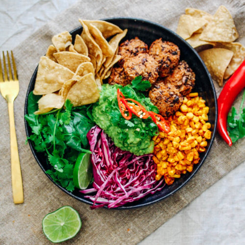 MEXICAN DIRTY RICE BURRITO BOWL